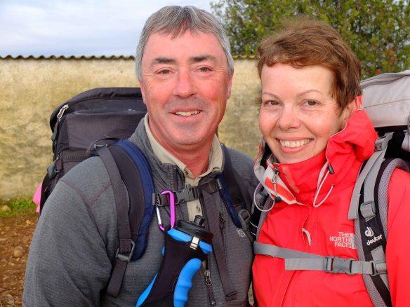 Andy & Roberta