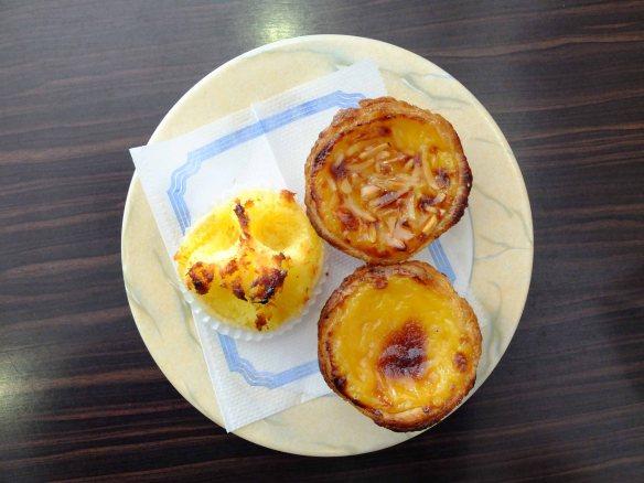 Portugese tarts