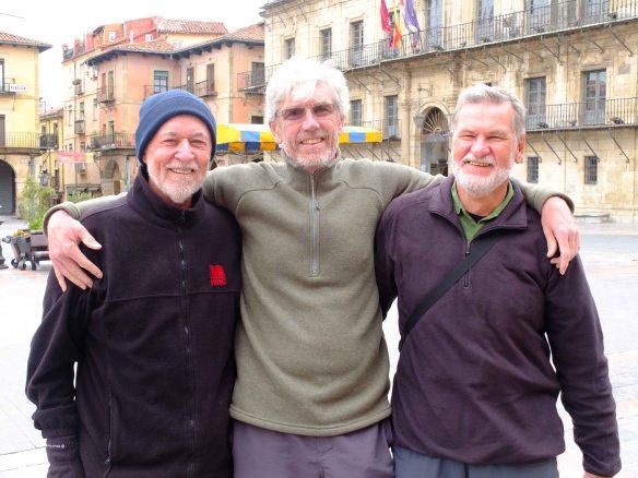 The 5 Stork Trio