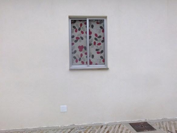 Winow curtain