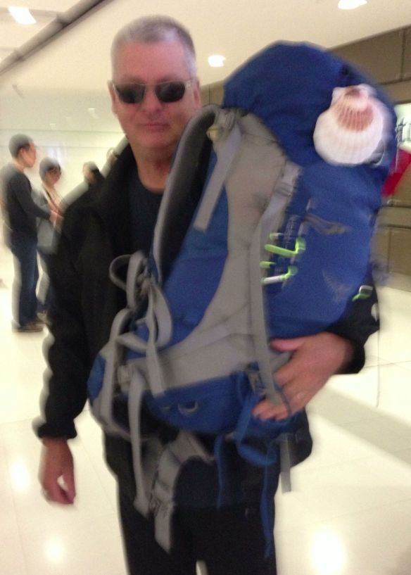 Bill at airport