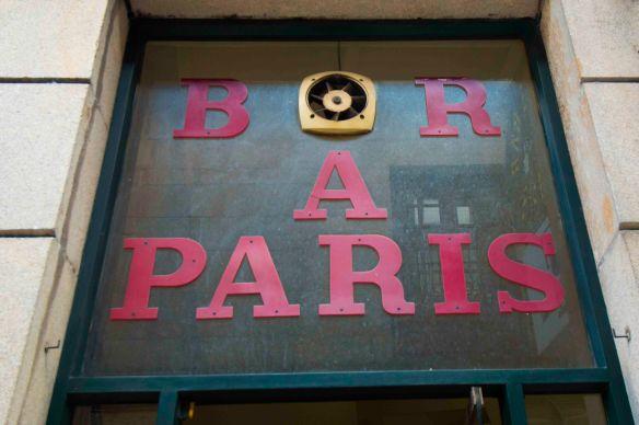 Bar o Paris