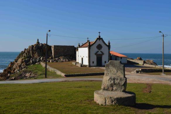 Chapel by sea