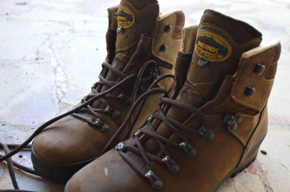 Meindl boots