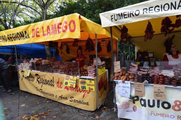 Vila de Conde stalls