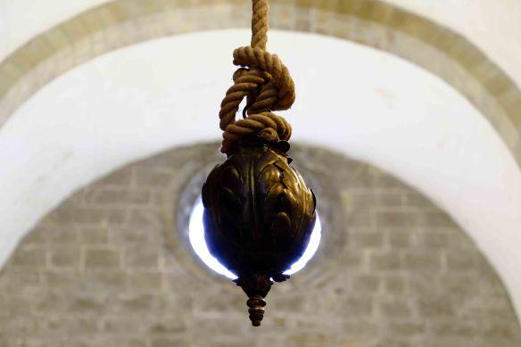 Botafumerio hanging