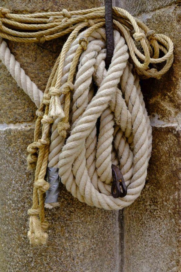 Botafumerio rope