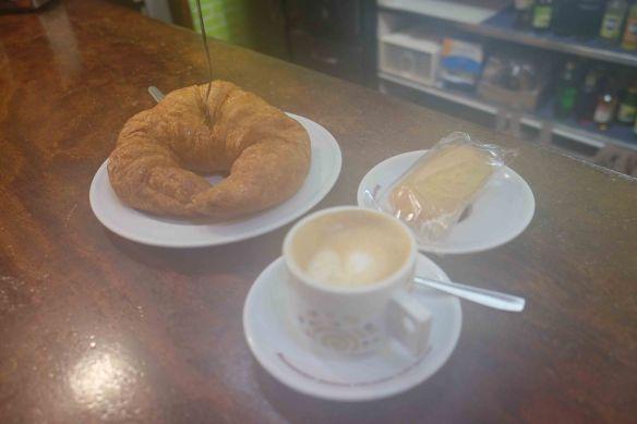breakfast last day
