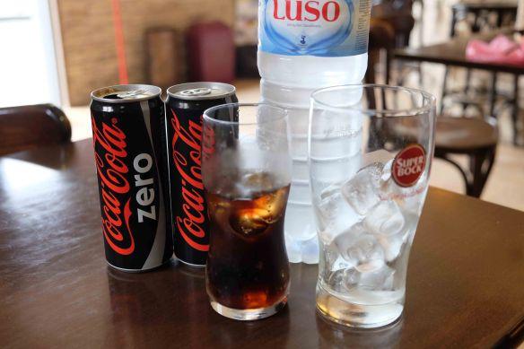 Coke Zeros