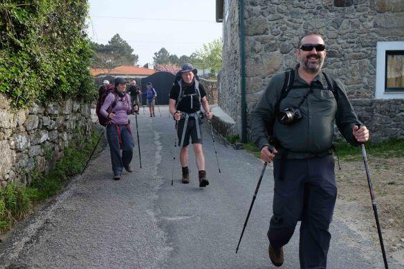 greg and landers leaving agualonga