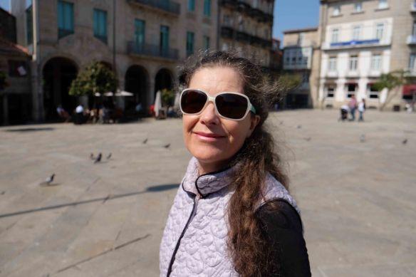 Jen in Pontevedra