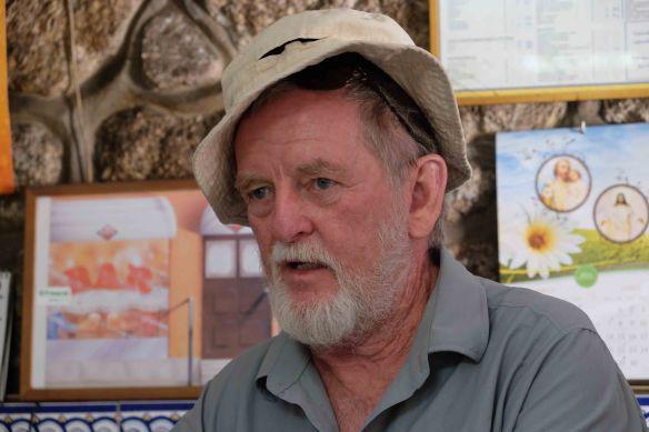 Ken with hat