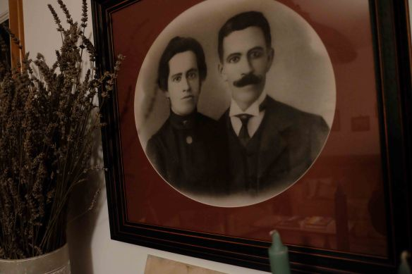 photo of grandparents