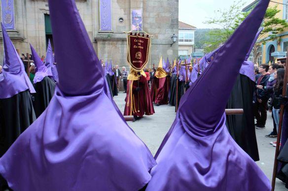 purple hoods in V