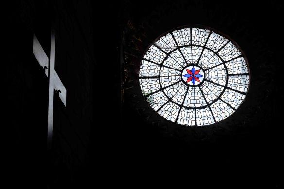Tui Church window