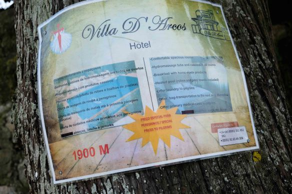 villa d Arcos flyer