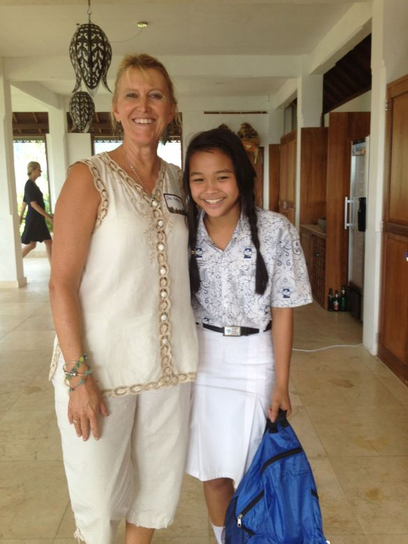Bali Sponsor Student
