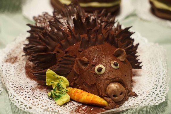 Perugina chocolate fish- gonetours.com