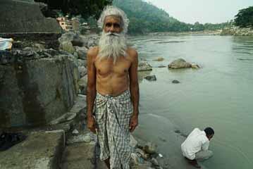 sikh standing