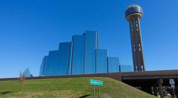 Dallas towers