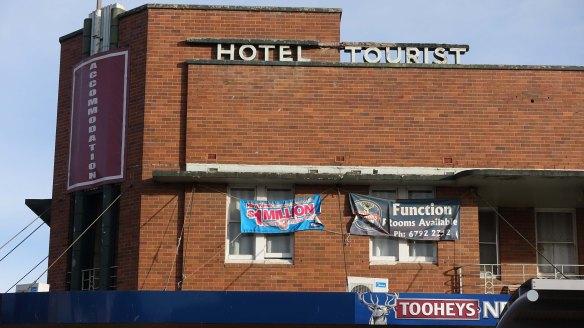 hotel tourist