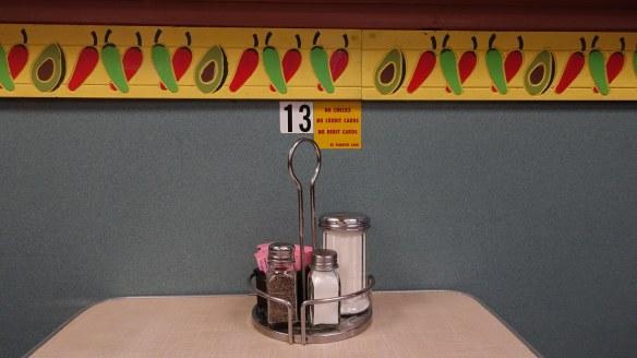 taco table setting