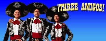 Three amigos 2