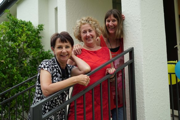 three Camino angels