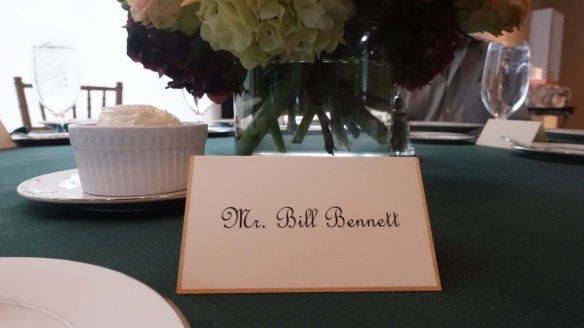 Mr. Bill Bennett