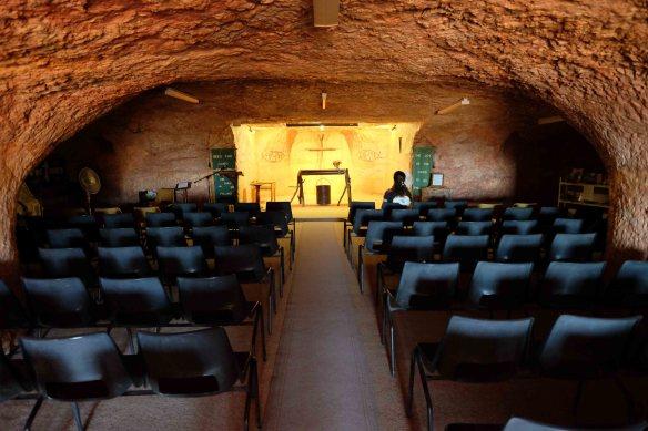 Int Catacomb church