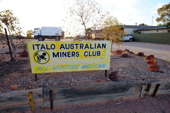 Italo Australian Miners Club