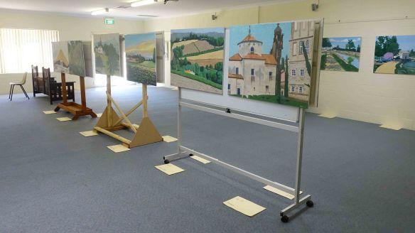 WS exhibition