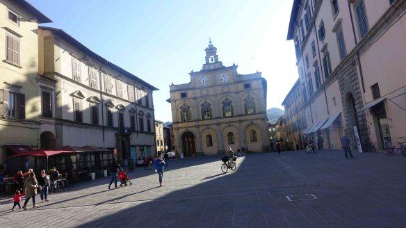 Citta di Castella piazza