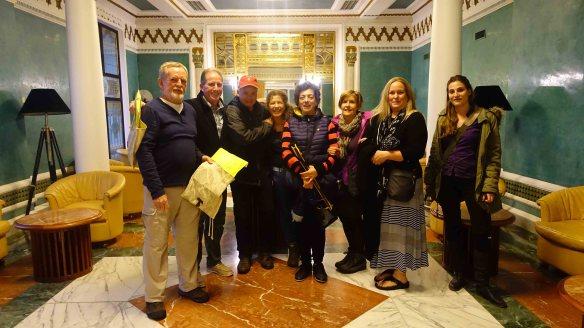 group at roma