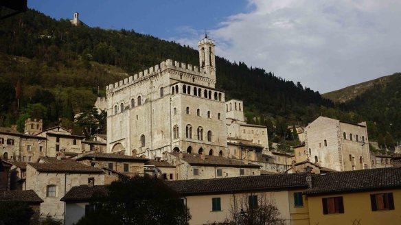 Gubbio town hall