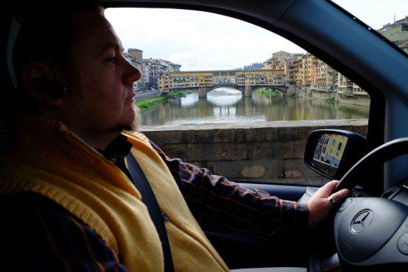 passing Pontevecchio