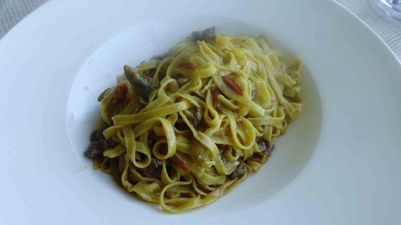 pasta with ragu