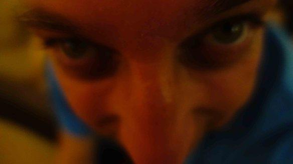 Fatih's eyes
