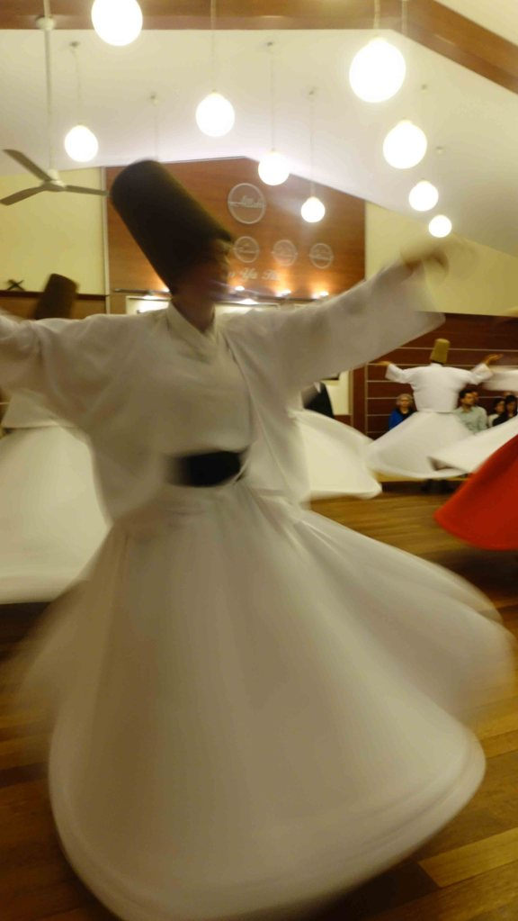Whirling Dervish 1