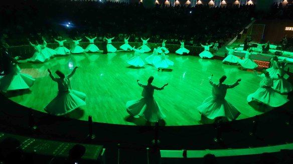 Whirling Dervishes Konya