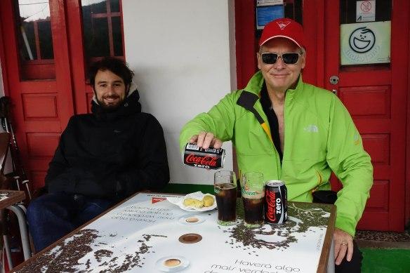 Bill with 2 coke zeros-1