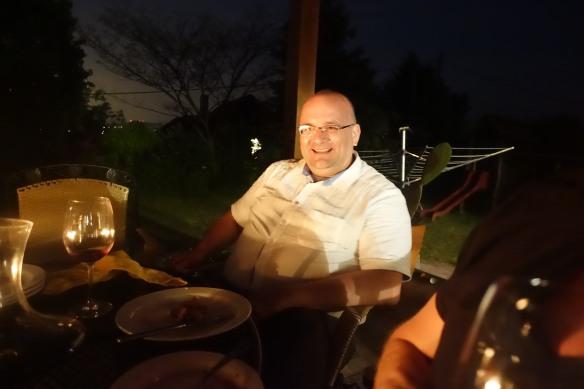 Laszlo at dinner-1