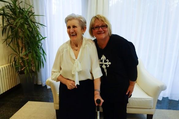 Laurie & madam-1