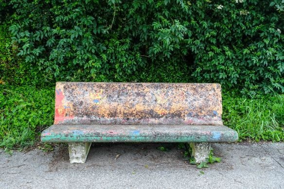 multi-coloured chair-1