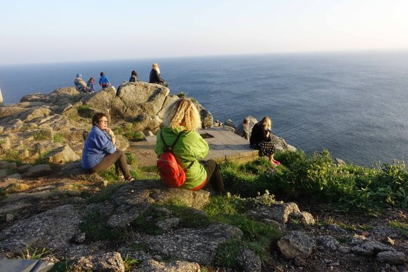 sitting reflecting on Finisterre-1