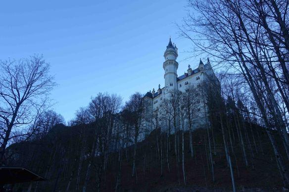 castle-thru-trees