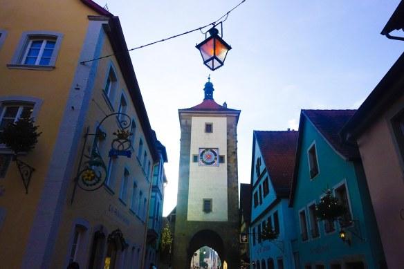 rothenburg-tower