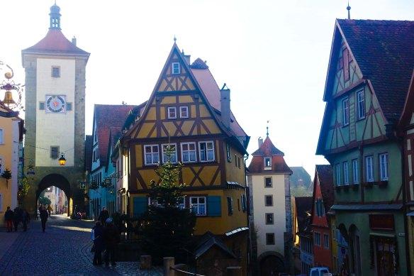 rothenburg-town