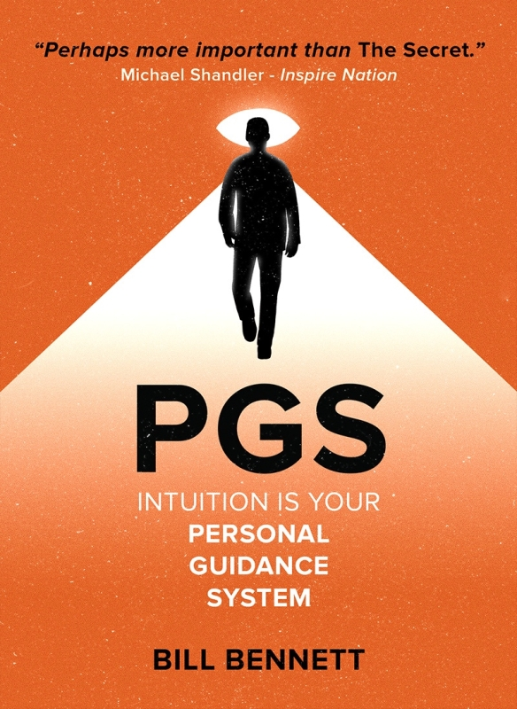 PGS the book - cover copy